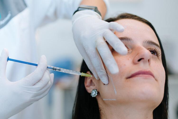Harmonização facial em medicina dentária